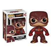 Mozlly Multipack - Funko POP! The Flash From DC Comics TV Series Vinyl Toy 3.75 Inches Tall - Character Display Figure (Pack of 3) - Item #S120040_X3