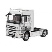 Revell - 7425 - Maquette De Camion - Mercedes Benz Actros Mp3 - 292 Pièces - Echelle 1/24-Revell