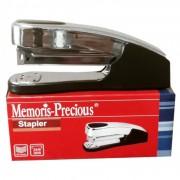 Capsator metalic chrome 24/6 Memories Precious, 25 pagini, albastru