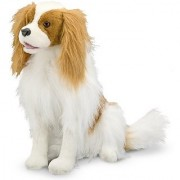 Melissa & Doug Cavalier King Charles Spaniel in Plush