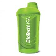 Biotech USA Keverőpalack Wave - 600 ml - zöld