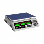Price Scale - 35 kg / 2 g - White - LCD