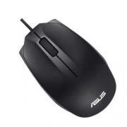 Miš ASUS UT280, optical, 3 buttons, 1000 dpi, USB, black