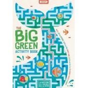 Michael O'Mara Books The Big Green Activity Book - Bigwood John