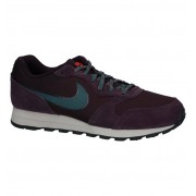 Nike Paarse Sneakers Nike MD Runner 2