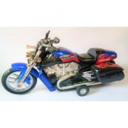 JGG Jain Gift Gallery Sonic Eagle diecast Light Music Pull Back Bike