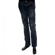 Rock it! Biker Pants Straight Loose Fit 33/34 Hose