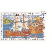 Pirates Discovery Puzzle by Djeco