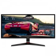 Монитор LG 34UM69G-B, 34 инча, 21:9 UltraWide IPS Display, 5ms, 1ms with Motion Blur Reduction, 250 cd/m2, 2560x1080, 75Hz, AMD FreeSync, HDMI, 34UM69