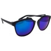 Els Round Sunglasses(Blue, Green)