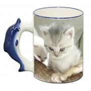 Taza personalizada Delfín