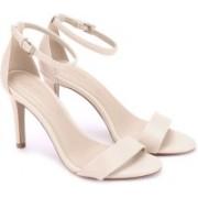 ALDO Women Beige Heels