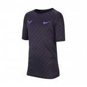 Nike Nike Court Dri-FIT Rafa Tee Boy Anthracite 128