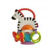 Jucarie Zebra cu activitati