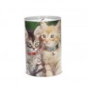 Geen Kittens spaarpot 15 cm type 1