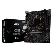 MSI H310M M.ATX Motherboard ; Skt1151; Supports
