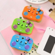 Kids Toy Mini Projection Simulation Digital Camera Children Educational Gift Random Color