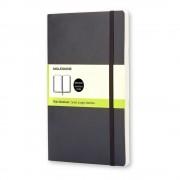 Moleskine Černý zápisník Moleskine, 192 stran