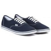 Vans AUTHENTIC LO PRO Sneakers For Men(White, Blue)