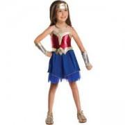 Детски карнавален костюм Жената Чудо, WONDER WOMAN, Rubies, 620558
