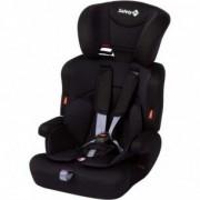 Safety 1st Ever Safe Plus - Seggiolino Auto gruppo 1/2/3 - Full Black