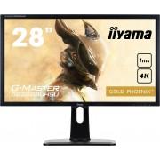 IIYAMA GB2888UHSU Gaming-LED-Monitor (3840 x 2160 Pixel, 4K Ultra HD, 1 ms Reaktionszeit), Energieeffizienzklasse B