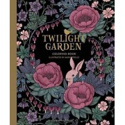 Twilight Garden Coloring Book by Maria Trolle