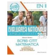 2018 Evaluare Nationala Cls 2 ScriS-Citit. Matematica - Manuela Dinescu