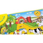 Education toys,Baomabao Kids Baby Happy farm Musical Touch Play Singing Carpet Mat Toy