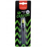 Deguisetoi Crayon maquillage vert fluo UV 3 g