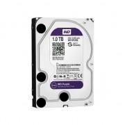 "Western Digital Hard Disk HD Sata 6Gb/s 3.5"" Western Digital Purple 1TB WD10PURZ"