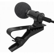 SCORIA Lavalier Noise Cancelling 3.5mm Clip On Mini Microphone For YOUTUBING VLOGING INTERVIEW (assorted colour)