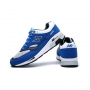 Zapatos Deportivos Con Malla Respirable Tenis Correr Para Hombre -Azul