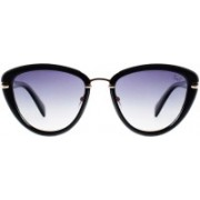 Slaughter & Fox Cat-eye Sunglasses(Blue)