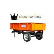 Remorca agricola TR1500 capacitate maxima 1500kg