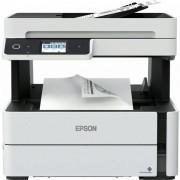 Multifunctional Epson EcoTank ET-M3180 Inkjet, A4, monocrom, Wi-Fi, Fax, ADF, Retea, USB, LCD