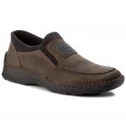 Обувки RIEKER - 05352-25 Brown