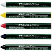 Creion cerat 2253 suprafete lucioase Negru Faber-Castell