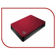 Жесткий диск Seagate Backup Plus Portable 4Tb Red STDR4000902