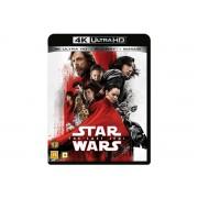 Blu-Ray Star Wars: The Last Jedi 4K UHD (2017) 4K Blu-ray