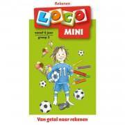 Mini Loco Basis rekenvaardigheden 5-6 jaar