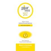 Lubrificante al silicone Pjur Med Soft Glide 1.5ml