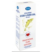 LYSI Ulei din ficat de cod natural 240ml
