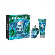 Police To Be Exotic Jungle Man Eau De Toilette Spray 75ml Set 2 Parti 2019