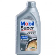 Mobil 1 SUPER 3000 X1 FORMULA FE 5W-30 1 Liter Burk