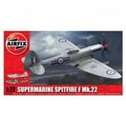 Kit Aeromodele Arifix 02033 Avion Supermarine Spitfire F Mk.22 Scara 1:72