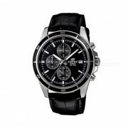 reloj de cronografo estandar EFR-526L-1AV casio edifice - negro