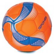 fotbal minge Spokey COSMIC portocaliu și albastru vel.5
