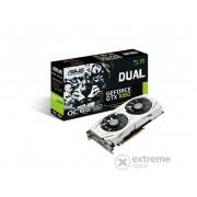 Asus nVidia Dual GTX 1060 6GB GDDR5 grafička kartica - DUAL-GTX1060-O6G