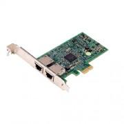 Dell Broadcom 5720 DP 1Gb Network Interface Card, Low Profile,CusKit